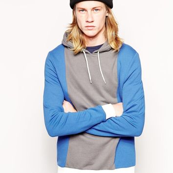 ASOS Hoodie With Colo