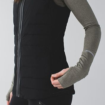 fluffed up vest *online only | women's outerwear | lululemon athletica