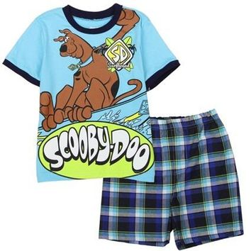Scooby Doo Short Set