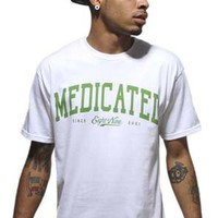8&9 Clothing Medicated 420 T Shirt : Karmaloop.com - Global Concrete Culture