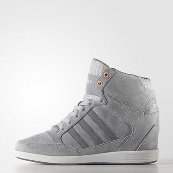 adidas WENEO Super Wedge Shoes - Grey | adidas US