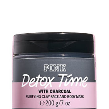 Clay Face and Body Mask - PINK - Victoria's Secret