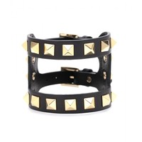 valentino - va va voom leather bracelet