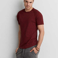 AEO Flex Raglan T-Shirt , Red