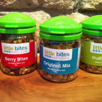 Little Bites - Healthy Granola Trail Mix (Pack of 3)