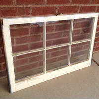 Old Window Panes 32x20