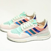 Adidas Boost Fashion New Women Men Running Sports Leisure Shoes