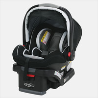 Graco Snugride Snuglock 35 Safety Surround Infant Car Seat - Jacks