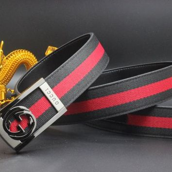 Gucci Belt Men Women Fashion Belts 502026