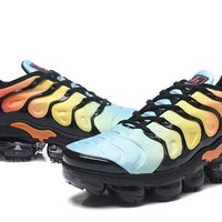 Air VaporMax TN 2018 Plus Black/Colorful Sport Shoe 40-45