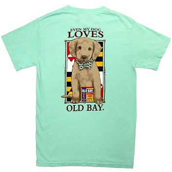 Even My Dog Loves Old Bay (Island Reef) / Shirt