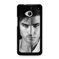 Vampire Diaries Stefan Damon Salvatore HTC One | M7 case