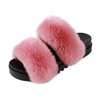 Shelby Furry Slippers