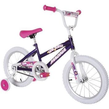 Magna 16 in. Girls Starburst Bike - 805340