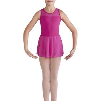 Skirted Tank Leotard CL9575 by Bloch