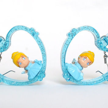 Cinderella's Ball Earrings