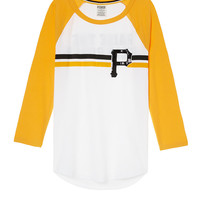 Pittsburgh Pirates Bling Perfect Baseball Tee - PINK - Victoria's Secret