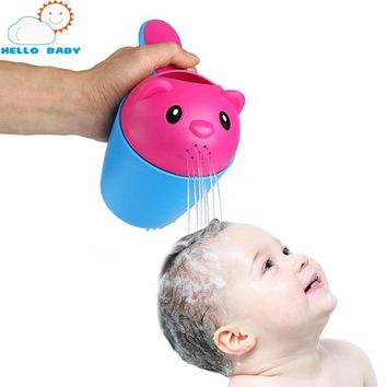 New Summer Baby Shower Visor Bath Toys Cap Products Shower Faucet Bathing Water Spraying Tool Dabbling Toys for Baby Bath