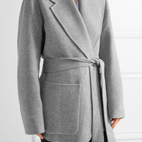 Acne Studios - Lilo Doublé belted wool and cashmere-blend coat