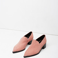 Jaycee Pointy Toe Loafer by Acne Studios