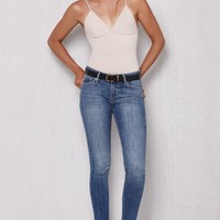 Levi's Far Out Indigo 711 Skinny Jeans at PacSun.com
