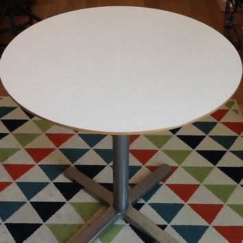 IKEA Billsta round bistro table
