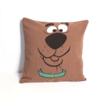 Scooby Doo Pillow
