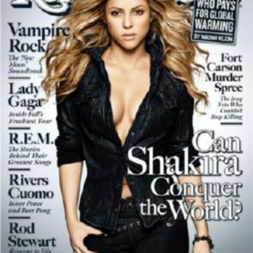 """Shakira Poster Rolling Stone Cover 16inx24 in 16""""x24"""""""