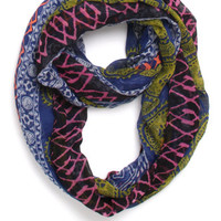 With Love From CA Paneled Tribal Infinity Scarf at PacSun.com