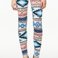 A'GACI Soft Aztec Legging - BOTTOMS
