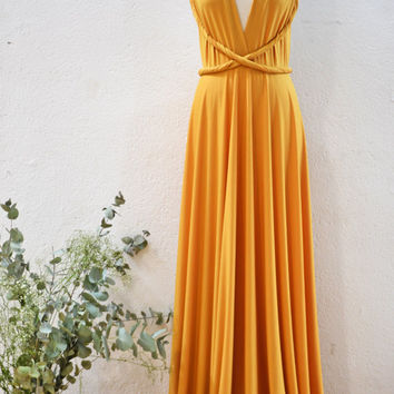 Mustard Party Dress, Backless Cocktail Dress, Mustard Bridesmaid Dress, Mustard Prom Dress, Backless Cocktail Dress, Homecoming Night Dress