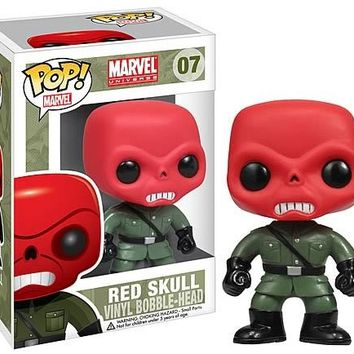 Funko POP! Marvel Vinyl Figure Red Skull