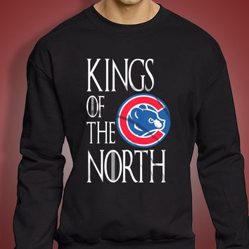Kings Of The North Chicago Cubs Men'S Sweatshirt