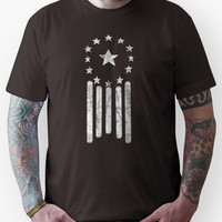 Fallout: Ulysses Old World America Flag [WHITE]