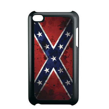 Confederate Rebel Flag Grunge iPod Touch 4 iPod Touch 5 iPod Touch 6 Case