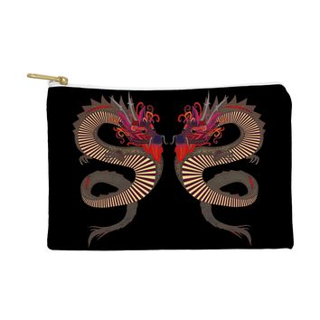 Sharon Turner Dragon Ink Pouch