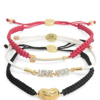 Love You Macrame Gift Set by Juicy Couture