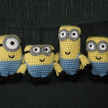 Amigurumi Minion Dolls