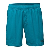 "Men's 7"" Class V Pull-On Trunks in Baja Blue by The North Face"
