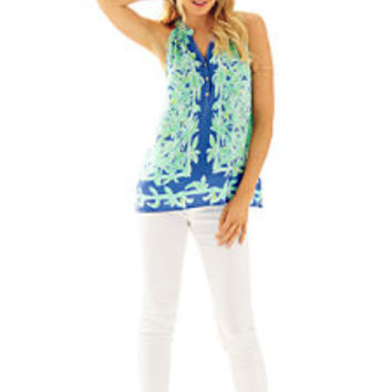 Bailey Sleeveless Top - Lilly Pulitzer