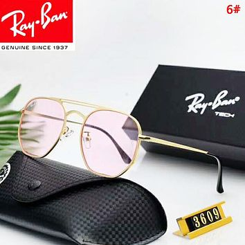 Ran Ban Fashion New Polarized Women Men Sun Protection Glasses Eyeglasses 6#