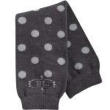 Babylegs Organic Leg Warmers-Pebble