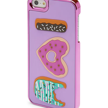 Aeropostale  I Love You Donuts Phone Case