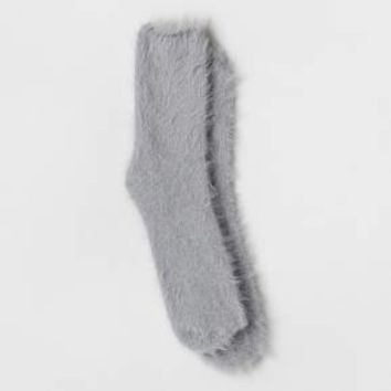 Women's Casual Socks - Xhilaration™ Gray One Size