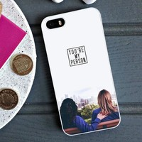 Grey's Anatomy You're My Person iPhone Case