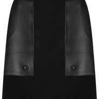 Egrey Side Pockets Skirt - Farfetch