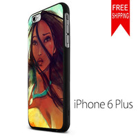 pocahontas disney princess US iPhone 6 Plus Case