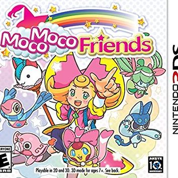 Moco Moco Friends - Nintendo 3DS