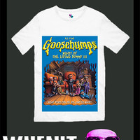 Goosebumps exclusive hand print men t shirt 30425