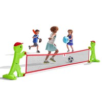 Step 2 Kid Alert Driveway Safety Net - Multi-Colored